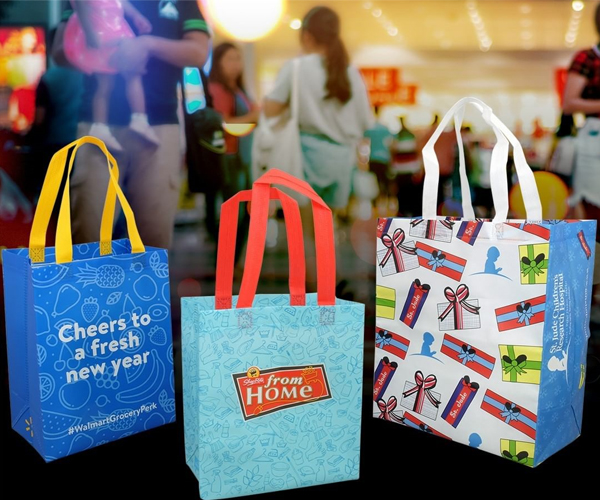 Laminated Non Woven Bags Examples
